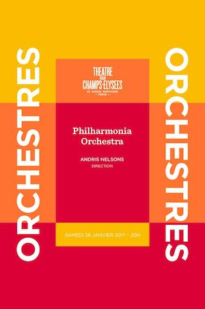 Philharmonia Orchestra, Andris Nelsons, 28/01/2017
