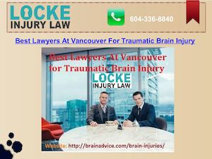 Best Lawyers At Vancouver For Traumatic Brain Injury