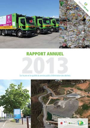 Rapport annuel 2013 SMICTOM Alsace Centrale