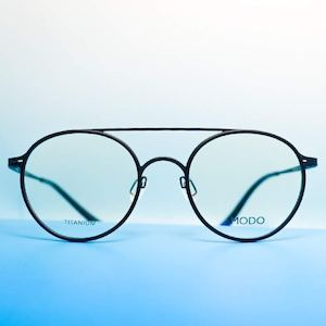 Live Life Clearly In Style With The Modo Eyewears Titanium Frames From Sarabia Optical 89158