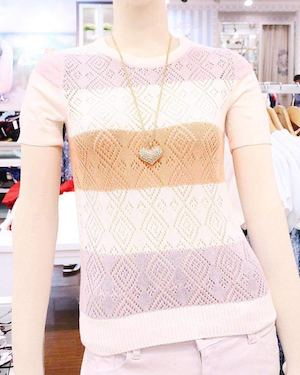 Get This Lovely Knitted Tee As Your Perfect Weekend Wear Outfit From Kamiseta 89178