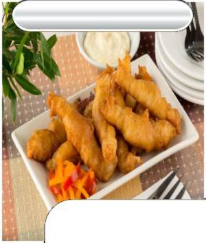 Order Crispy Fish Fillet For P185 Only At Your Nearest Gerrys Grill Restaurant 89182