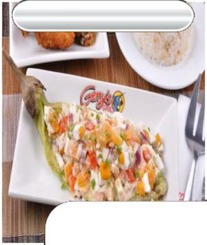 Order Itlog Maalat Ensalada For P115 Only At Your Nearest Gerrys Grill Restaurant 89184