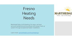 Fresno Heating Needs | Winter Survival Mode At Marthedal