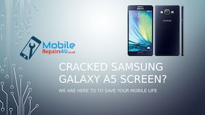 Best Samsung Galaxy A5 in UK broken screen, camera and battery Repair Services