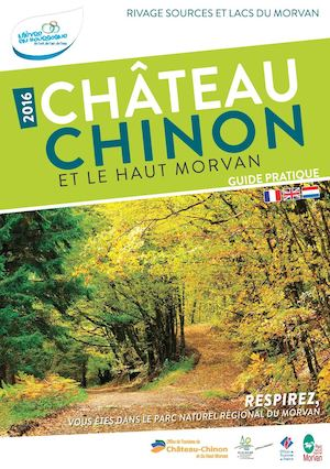 Guide Pratique Chateau Chinon 2016