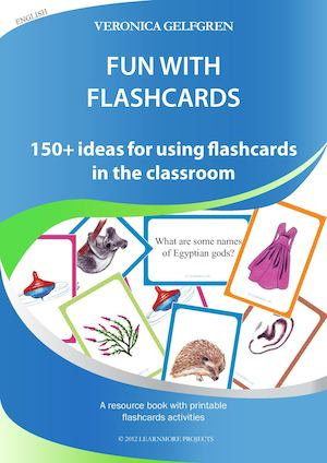 Fun With Flashcards English For Teaching English With Flashcards