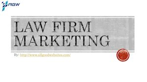 Marketing Tips for law firms