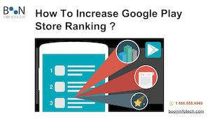 Improve Your Google Play Store Ranking