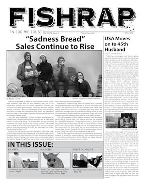 Fish Rap Live! 28.4 January 2017 (Sadness Bread Sales Continue to Rise))