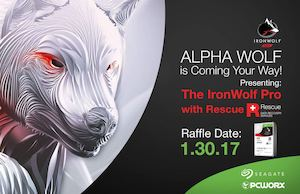 Get A Chance To Win A Seagate 1tb Ironwolf Pro From Pcworx Raffle Date On January 30 2017 89248