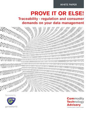 Prove It Or Else Traceability