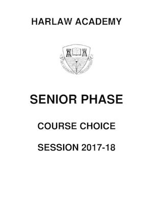 Senior Course Choice Booklet 2017 18
