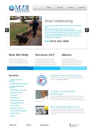 blocked drains birmingham