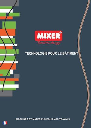 Catalogue Mixer 2017 Français