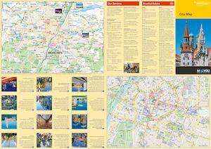 Calamo Munich City Map