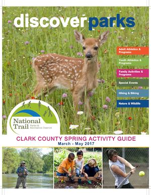 National Trail Spring Activity Guide