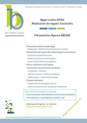 Calameo Atmo Realisation Rapport Activites Reponse Bbcom