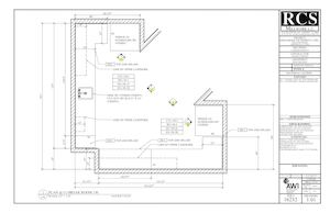 SHOP DRAWINGS 16232A [809]