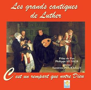CD CANTATES DE LUTHER