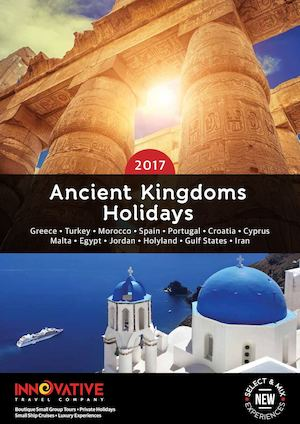 Ancient Kingdoms Holidays 2017