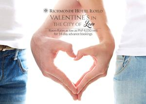 Get Ready For Romance A Dreamy Adventure Now At Richmonde Hotel Iloilo 89415