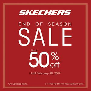 Enjoy Up To 50 Off With Skechers End Of Season Sale Valid Until February 28 2017 89422