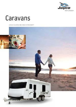 Jayco Caravans 2016 Silverline And Starcraft Pdf