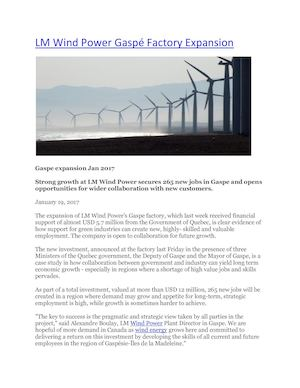 Current News Of Wind Power Magazine