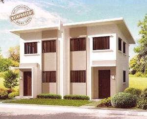 Own This Opal Duplex Located At Anila Park By Havila Filinvest89434 89434