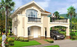 Own This 3 Bedroom The Diana House At Brentville International Community89440 89440