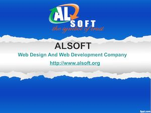 Website Development And Web Design Company | ALSOFT | Call Us : 8820094576