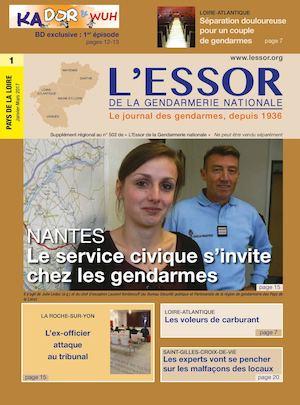 Calaméo - SUPPLÉMENT Essor gendarmerie Pays-de-La-Loire N°1