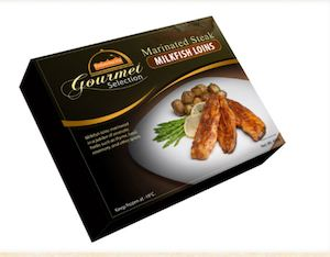 Get Fisherfarms Gourmet Selections Marinated Steak Milkfish Loins At Leading Supermarkets89465 89465
