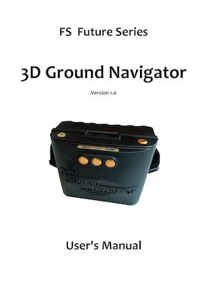 3D OKM Metal Detector Ground Navigator