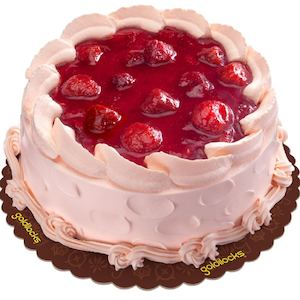 Order A Strawberry Delight Cake For Only P540 From Goldilocks Valid Until February 28 2017 89473