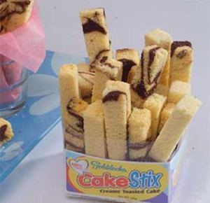 Enjoy Crunchy Toasted Cakestix For Only P56 In All Goldilocks Stores Natiowide 89477