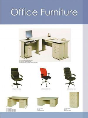 Grab Office Furnitures Tables Chairs From La Vida Verde While Stocks Last89483 89483
