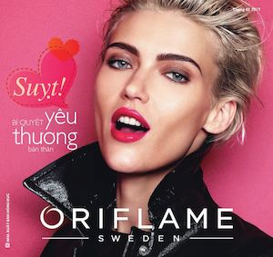 Catalogue My Pham Oriflame 2 2017
