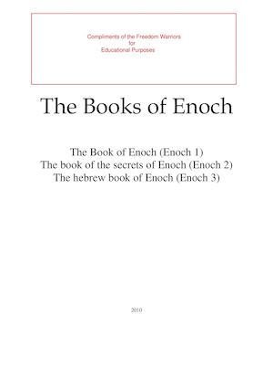 All Books Of Enoch