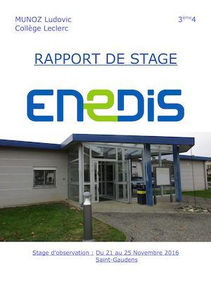 Calameo 3e4 Munoz Ludovic Rapport De Stage