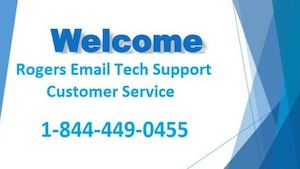 #Rogers Email Support Phone Number/Helpline Number18444490455