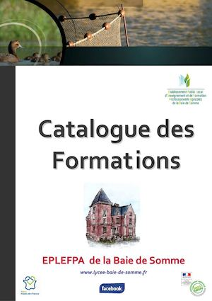 Catalogue des Formations EPLEFPA