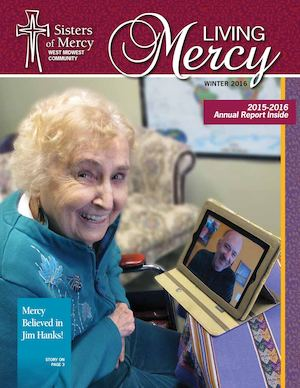 Living Mercy Winter 2016