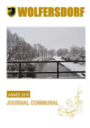 Journal Communal 2016
