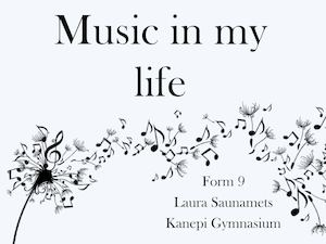 Music In My Life Laura