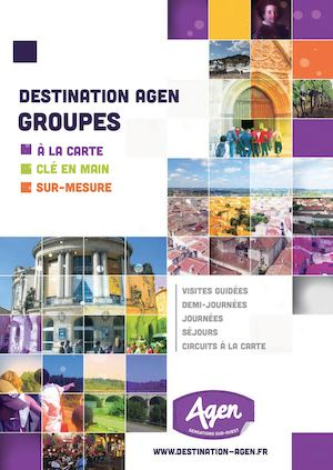 Destination Agen - Groupes