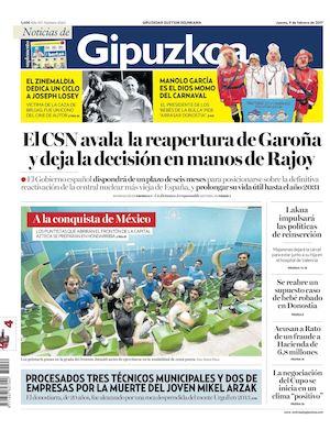 Calaméo Noticias De Gipuzkoa 20170209