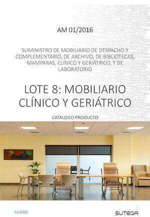 Calaméo - L8 Mobiliario Clinico YGeriatrico