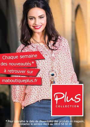 Plus - Collection Printemps-Été 2017